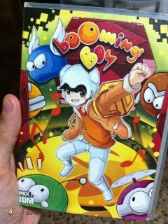 Booming Boy de MSX Area