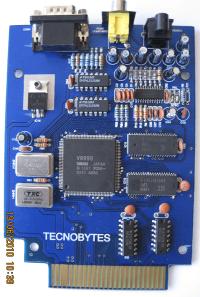 Tecnobytes_V9990_PowerGraph_PCB